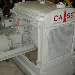 Case Stationary 2545 Engine